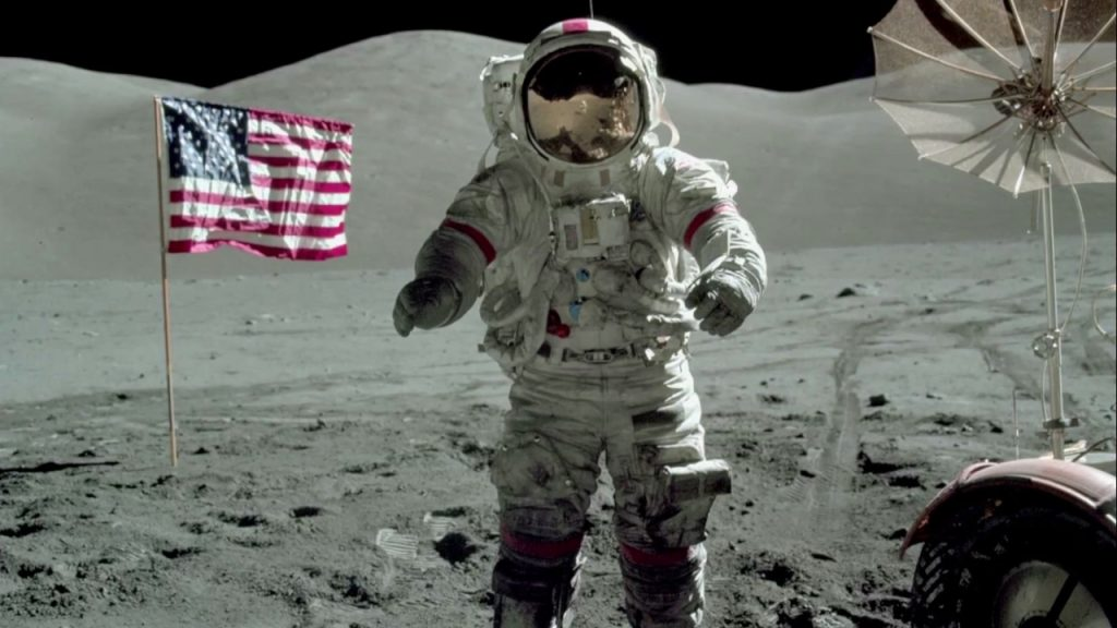 space documentaries to watch - The Last Man on moon