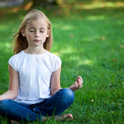 What can you do when you miss someone; Start meditating