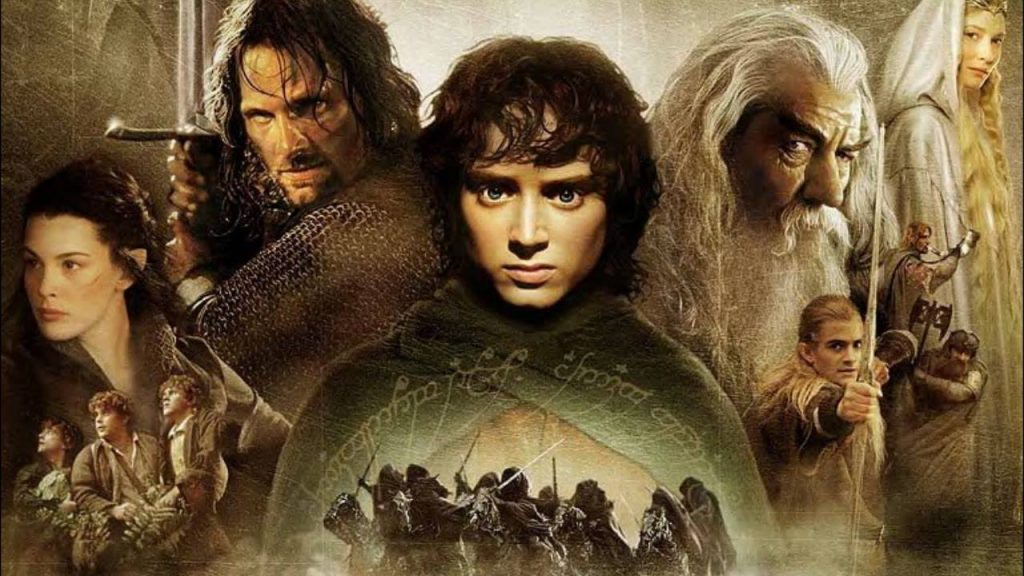 upcoming tv shows on Amazon Prime - lord of the rings