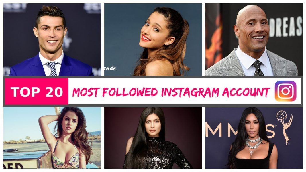 Accounts With The Most Followers On Instagram