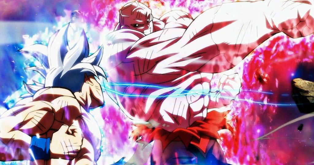 Why People Watch Anime; Action Sequences are Overwhelming