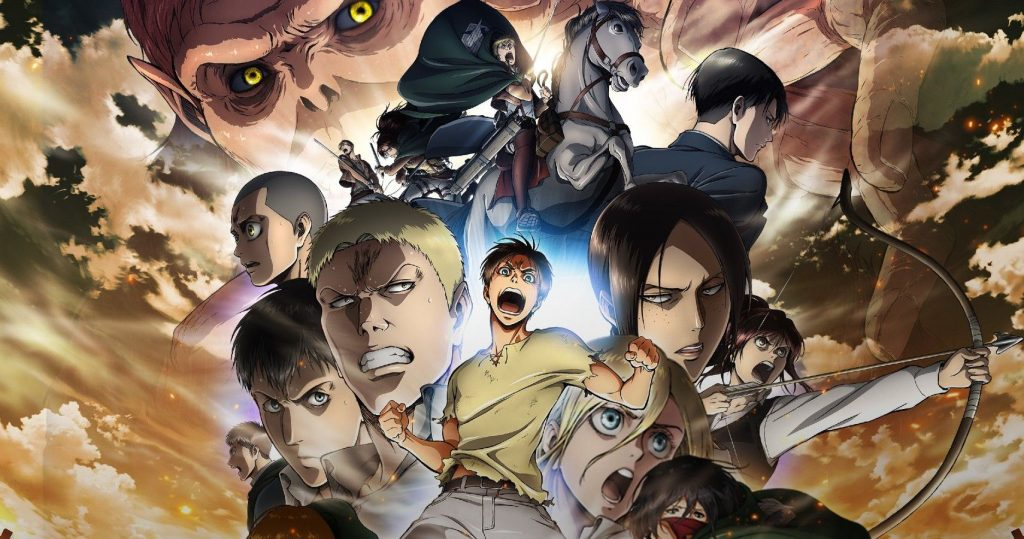 Reasons To Watch Attack On Titan
