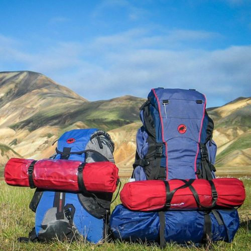 Best Gifts for Outdoorsy Women; Backpacking Backpack