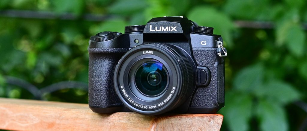 Best Camera For Vlogging And Streaming Under $1000 - Panasonic Lumix G95