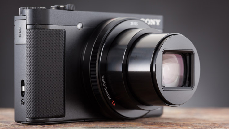 Best Cameras for Vlogging and Streaming Under $500 - Sony Cyber-Shot DSC- HX905