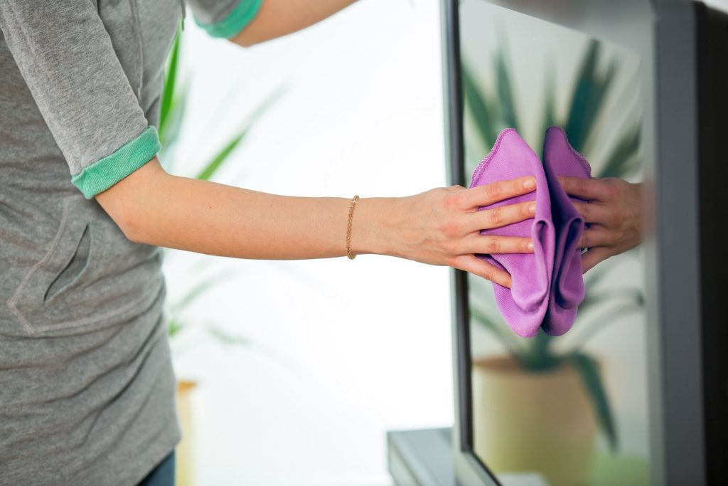 Best Cleaning Tools For Home - A Fiber Cloth