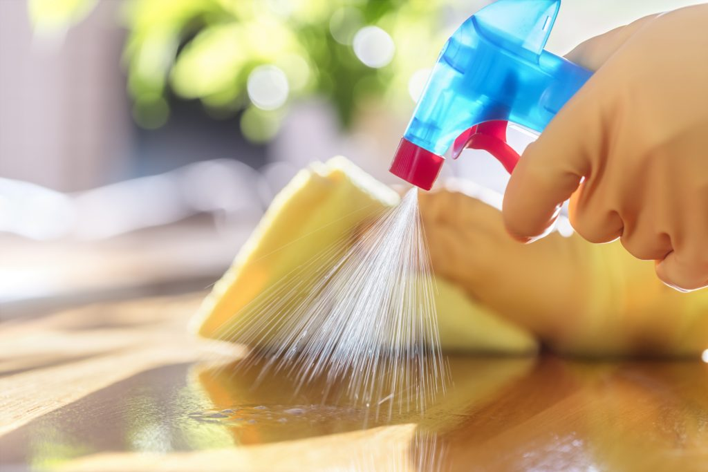 Best Cleaning Tools For Home - Bottle Spray