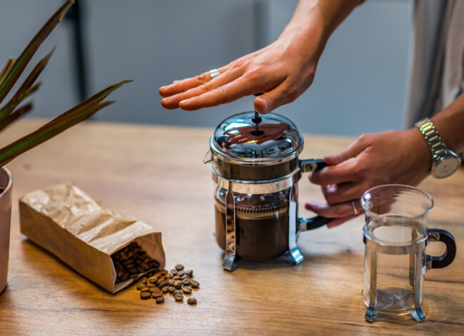 Best Coffee Accessories For A Coffee Lover - French Press