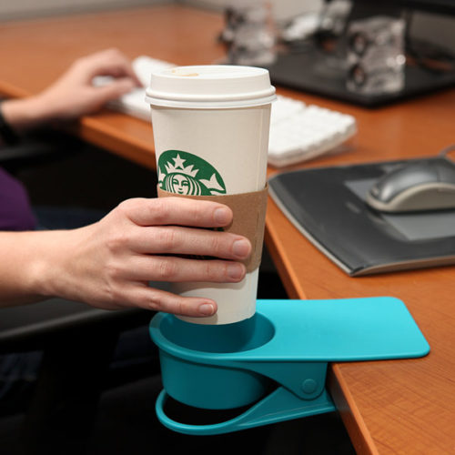 Best Coffee Accessories For A Coffee Lover - Portable Cup Holder