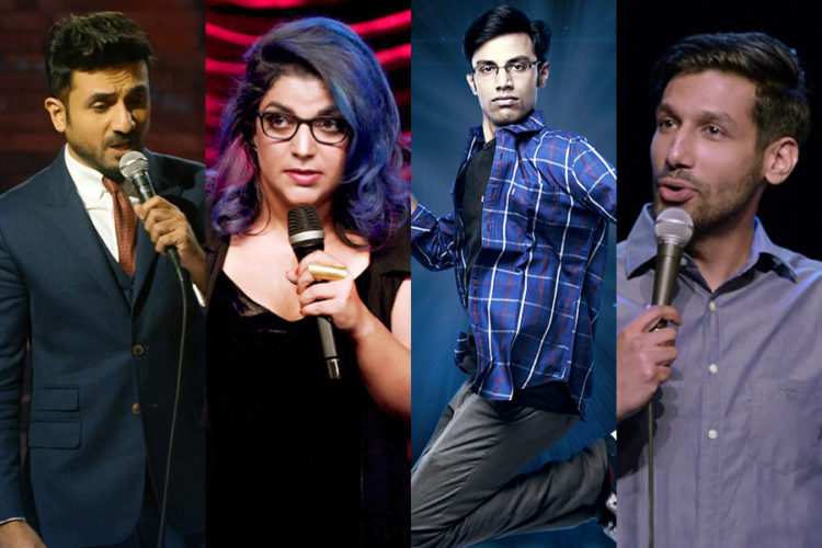 Best Indian Stand Up Comedy Shows