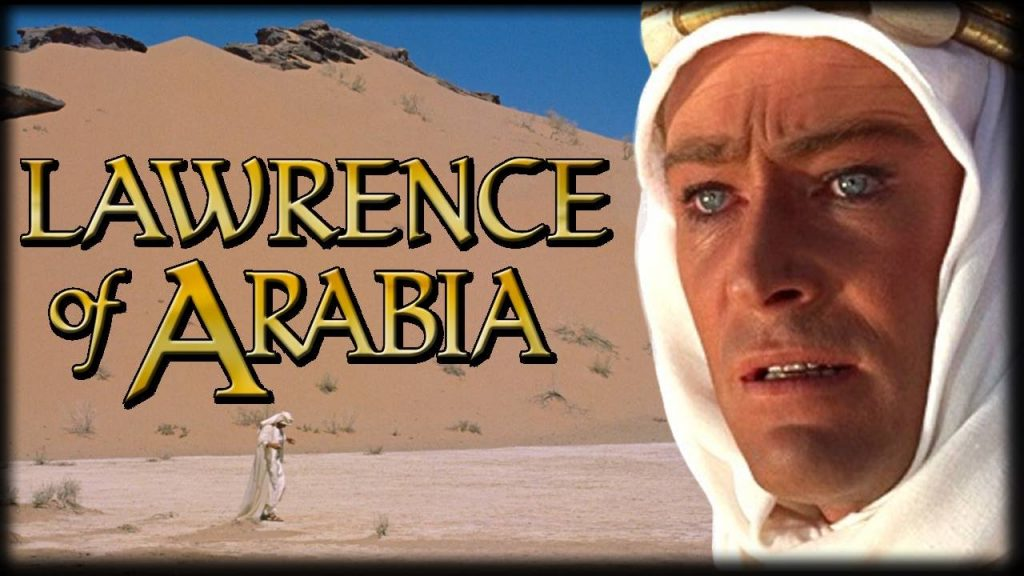 Best Old English Movies For Dumb Charades - Lawrance of Arabia