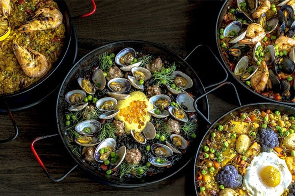 Best Spanish Food Channels