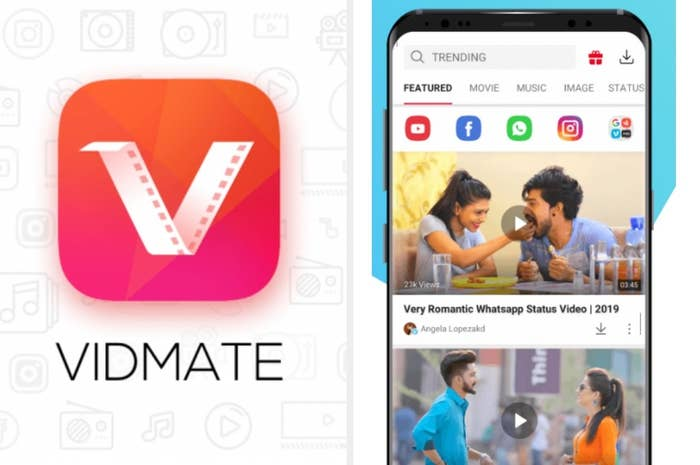 Best YouTube To MP3 Converters - Vidmate