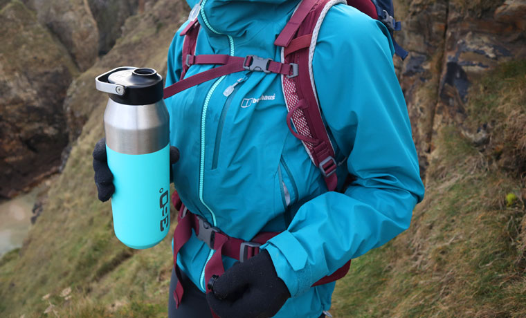 Best Gifts for Outdoorsy Women; Insulated Water Bottle