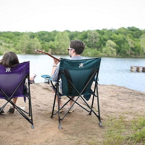 Best Gifts for Outdoorsy Women; Camping Chair