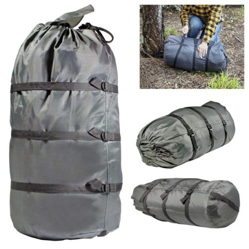 Best Gifts for Outdoorsy Women; Compression Sack