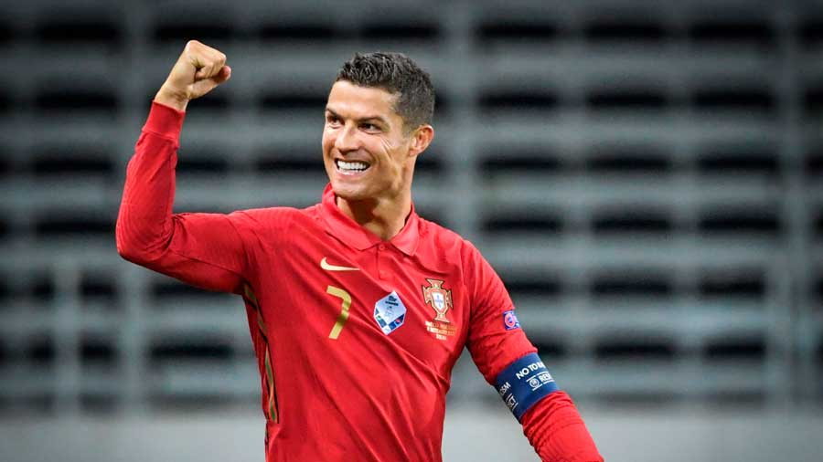 Accounts With The Most Followers On Instagram; Cristiano Ronaldo