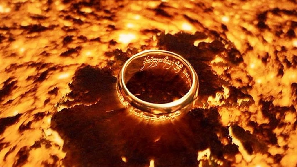 Watch The Lord Of The Rings; Destruction of the Ring