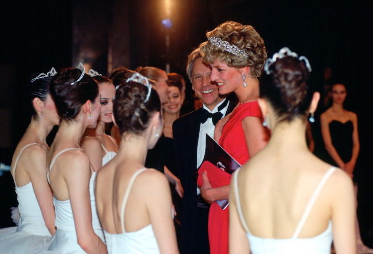 Facts About Princess of Wales; Diana Always Wished To Be A Ballerina