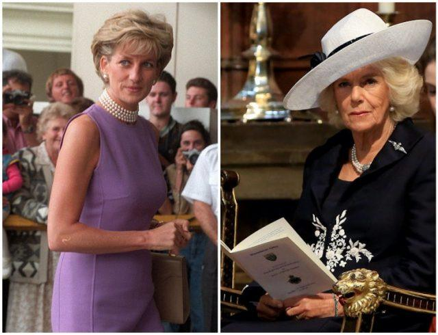 Diana Knew about her husband's affair with Camilla Parker Bowles