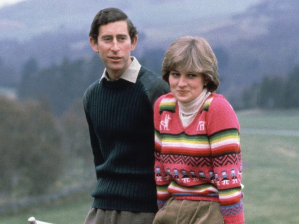 Facts About Princess of Wales; Diana and Charles Tied the Knot After Having Met A Few Times Only