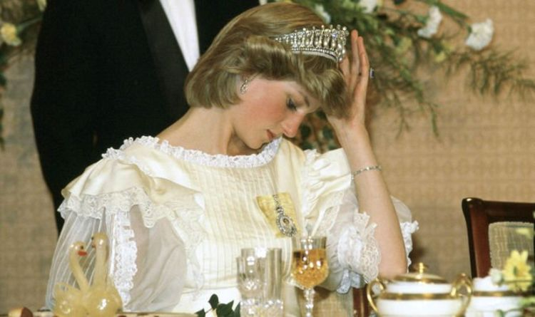 Facts About Princess of Wales; Diana was born without a title