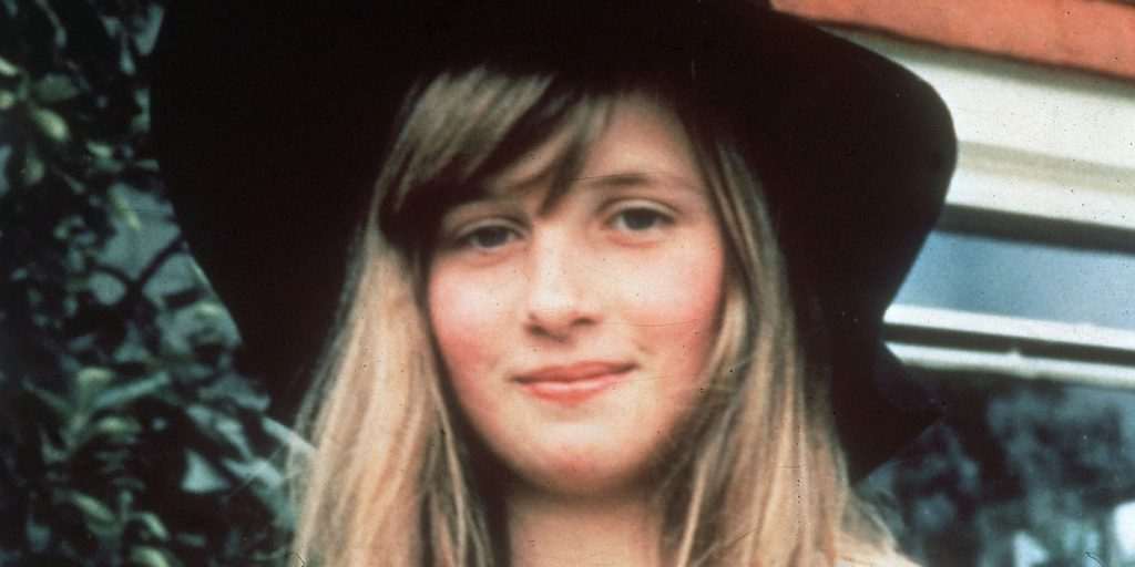 Facts About Princess of Wales; Diana was not a bright student and is a dropout