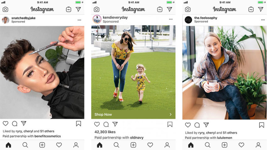 Earn Money On Instagram With 500 Followers - Sponsored Posts