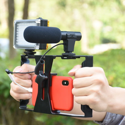 Equipment For Vlogging on iPhone