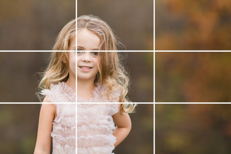 Vlogging Using Your Android Phone; # Step 4: Frame Your Shots Using the Rule of Thirds