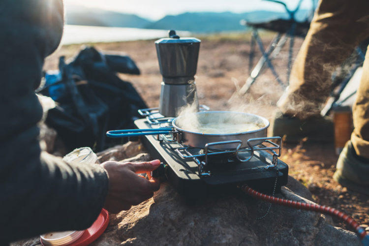 Gadgets For Road Trips - Camp Stove