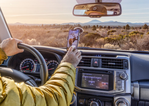 Gadgets For Road Trips - Phone holders