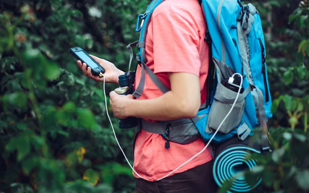 Gadgets For Road Trips - power Bank