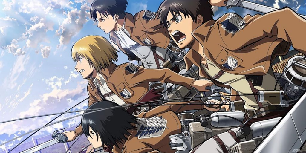 Reasons to Watch Attack On Titan; Great Characters