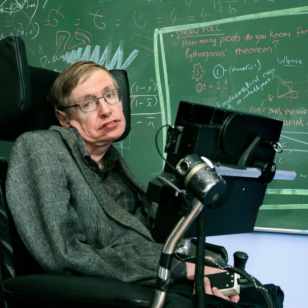 Best Movies For Physics Students; Hawking