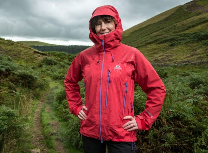 Best Gifts for Outdoorsy Women; Hiking Jackets