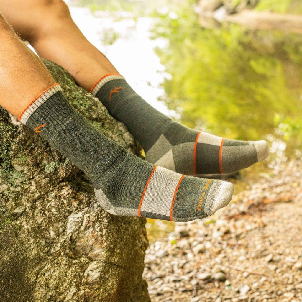 Best Gifts for Outdoorsy Women; Hiking Socks