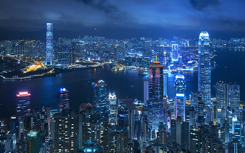 Richest Countries In The World; Hong Kong SAR