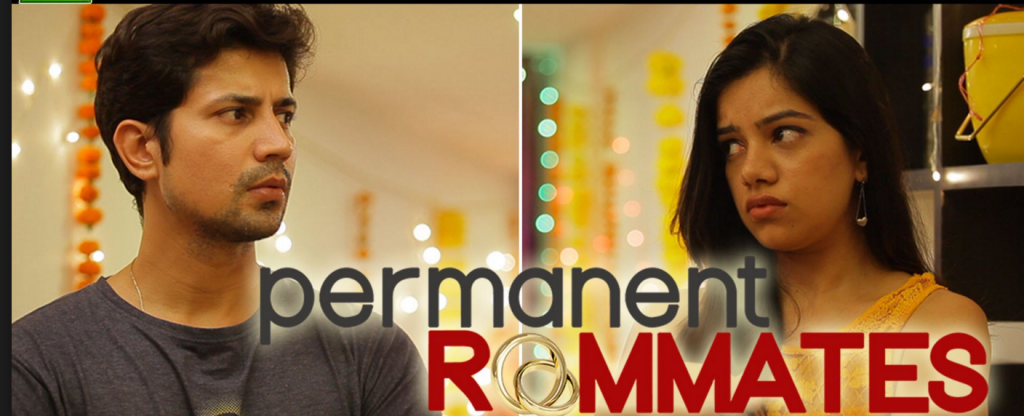 Indian YouTube Series - Permanent Roommates