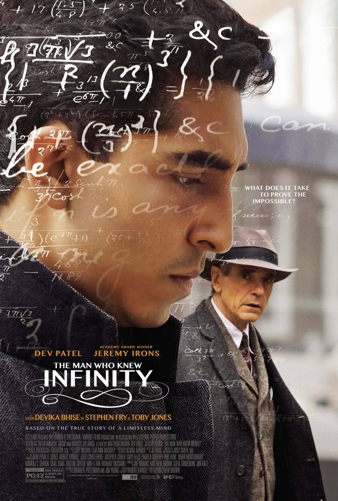 Best Movies For Physics Students; Infinity