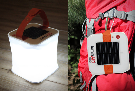 Best Gifts for Outdoorsy Women; Inflatable Lantern