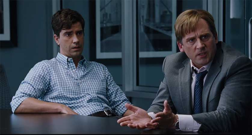 Intellectual Movies - The big short