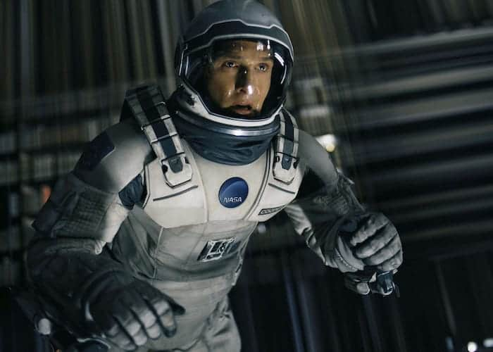 Best Movies For Physics Students; Interstellar