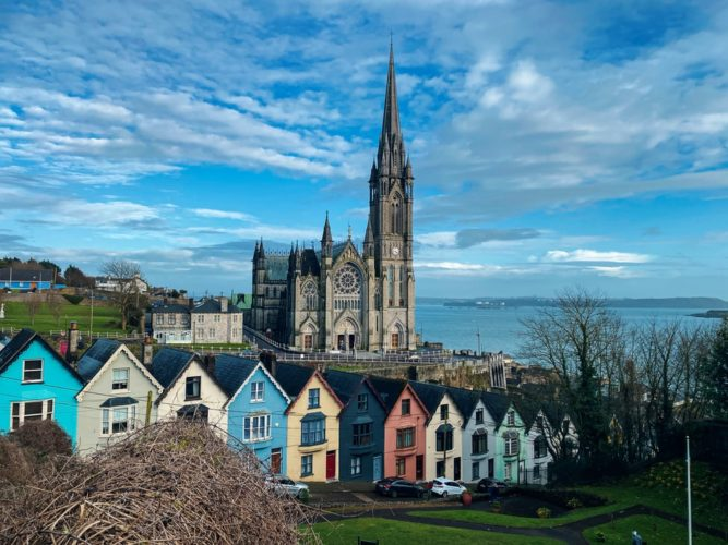 Richest Countries In The World; Ireland