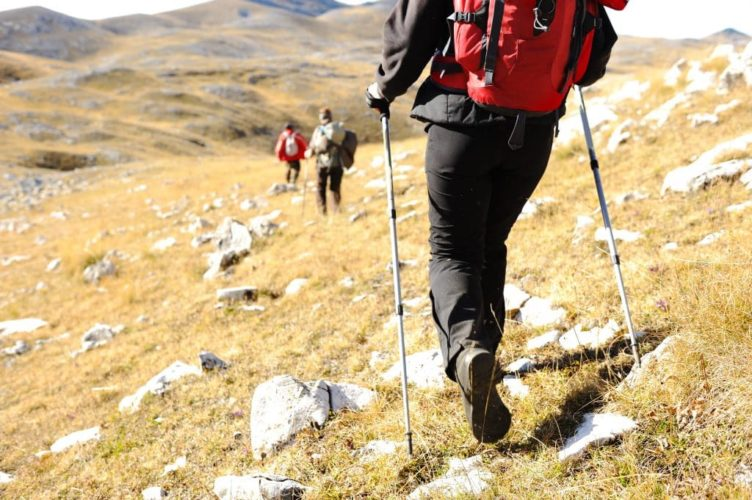 Best Gifts for Outdoorsy Women; Lightweight Hiking Poles