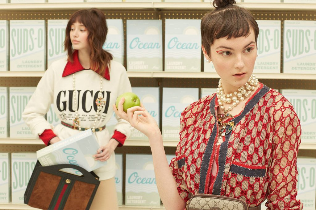 Why Is Gucci So Popular; Logomania from the '90s