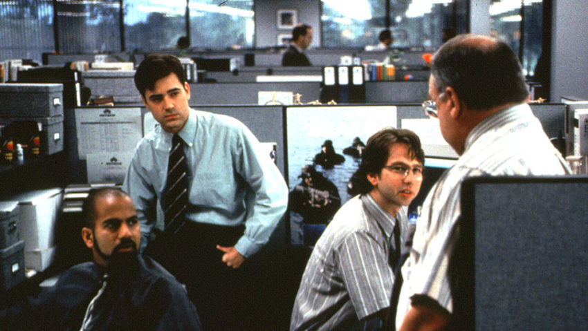 Best Movies For MBA Students; Office Space