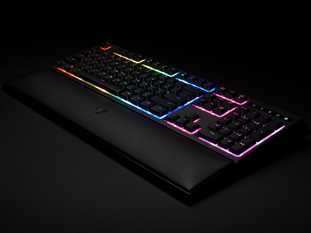 Best Gadgets for PC Gamers ; Ornata Chroma Gaming Keyboard