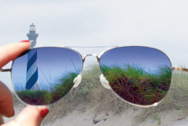 Best Gifts for Outdoorsy Women; Polarized Sunglasses
