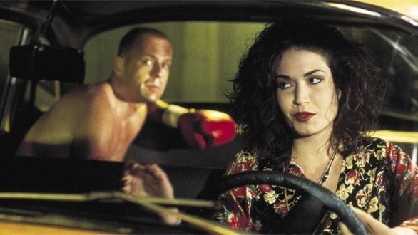 Pulp Fiction Review - Butch boxing
